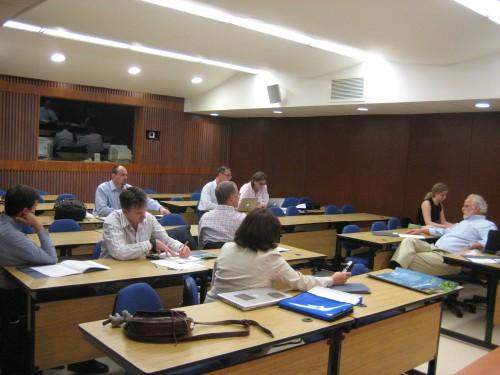 Reunión del Programa Técnico